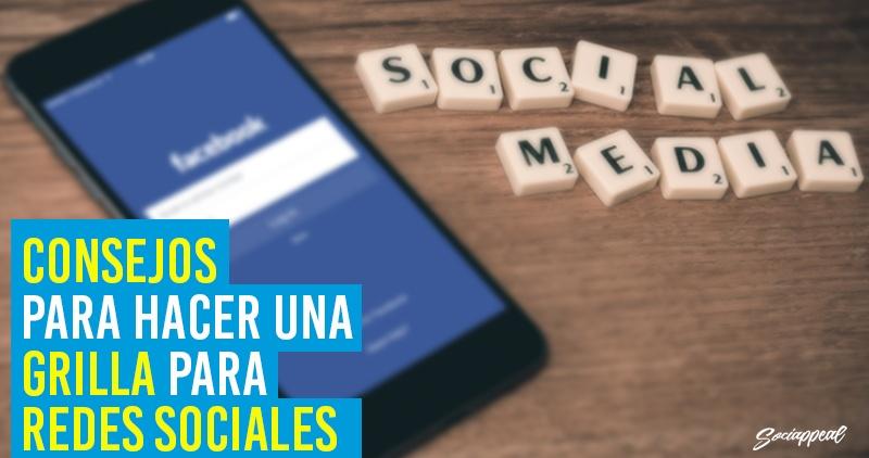 post blog redes sociales